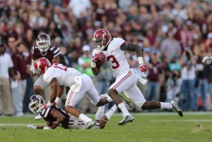 Saban says Tide faces test from talented FCS team in Charleston Southern on Senior Day (via Crimson Magazine)