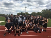 Oxford High School Boys win Calhoun County Track and Field Meet