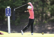 GOLF---SEC WOMEN'S---DAY 2