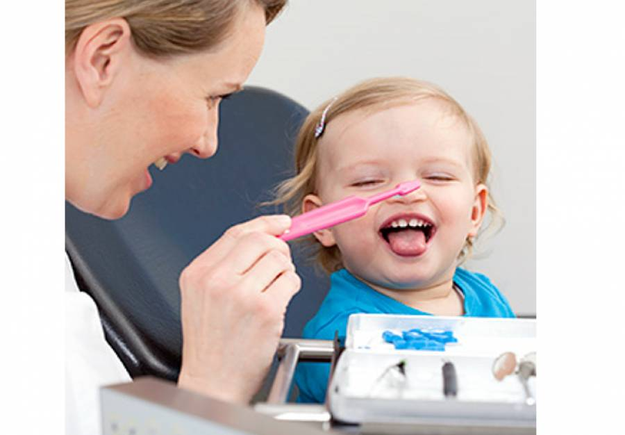 CSP Spotlight: Tips for a Positive First Dental Visit