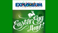 Exploreum Easter Egg Hunt this Saturday March 24th
